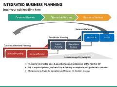 Integrated Business Planning PPT Slide 26