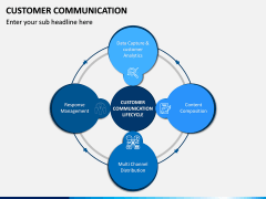 Customer Communication PPT Slide 9