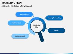 Marketing plan PPT slide 9