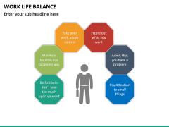 Work Life Balance PPT Slide 19
