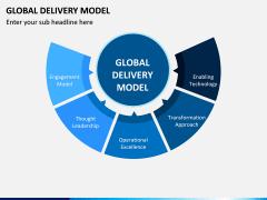 Global Delivery Model PPT Slide 2