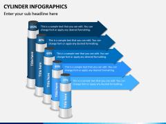 Cylinder Infographics PPT Slide 6