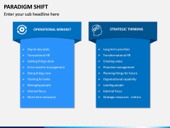 Paradigm Shift PPT Slide 12