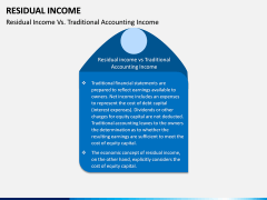 Residual Income PPT Slide 11
