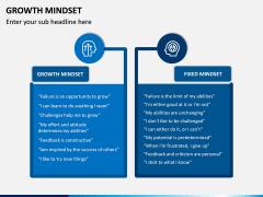 Growth Mindset PPT Slide 12