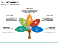 Tree Infographics PPT Slide 29