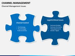 Channel Management PPT slide 13