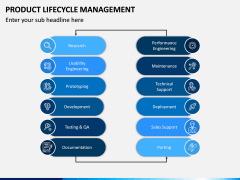 Product Life-cycle Management PPT Slide 9