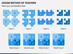 Jigsaw Method of Teaching PPT Slide 2