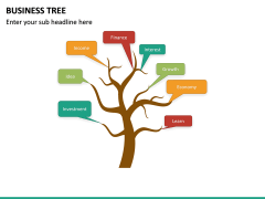 Business Tree PPT Slide 20