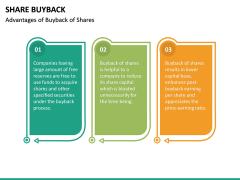 Share Buyback PPT Slide 20