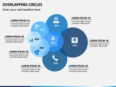 Overlapping Circles PPT Slide 3