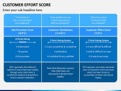 Customer Effort Score PPT Slide 8