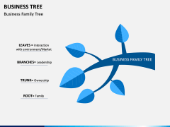 Business Tree PPT Slide 9