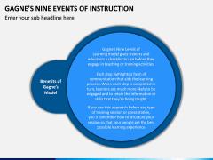 Gagne's Nine Events of Instruction PPT Slide 6