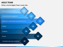 Agile Team PPT Slide 9
