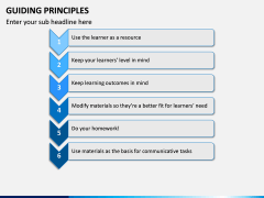 Guiding Principles PPT Slide 10