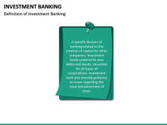 Investment Banking PPT Slide 18