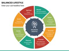 Balanced Lifestyle PPT Slide 12