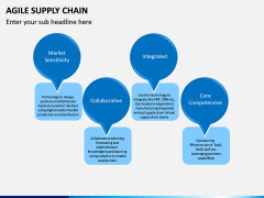 Agile Supply Chain PPT Slide 7