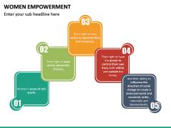 Women Empowerment PPT Slide 14