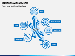 Business Assessment PPT Slide 1