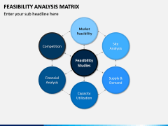 Feasibility Analysis Matrix PPT Slide 9
