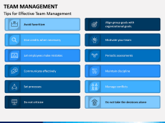 Team Management PPT Slide 3