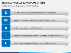 Business process improvement PPT slide 15