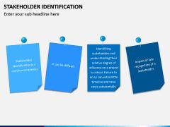 Stakeholder Identification PPT Slide 10