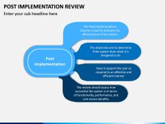 Post Implementation Review PPT Slide 2