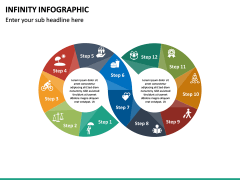 Infinity Infographics PPT Slide 17