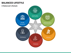 Balanced Lifestyle PPT Slide 16
