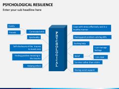 Psychological Resilience PPT Slide 4