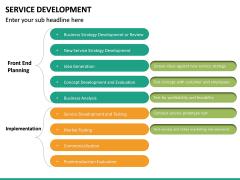 Service Development PPT Slide 24