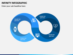 Infinity Infographics PPT Slide 9
