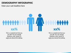 Demography Infographic PPT Slide 3