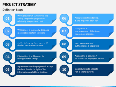 Project Strategy PPT Slide 9