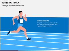 Running Track PPT Slide 1