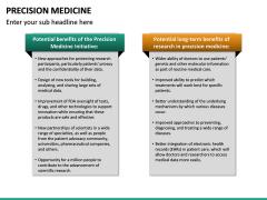 Precision Medicine PPT Slide 20