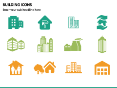 Building Icons PPT Slide 20