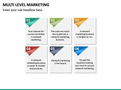 Multi Level Marketing (MLM) PPT Slide 20