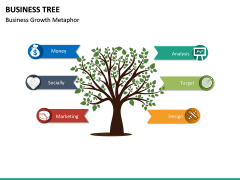 Business Tree PPT Slide 11