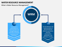 Water Resource Management PPT slide 1