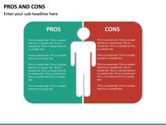 Pros and Cons PPT Slide 29