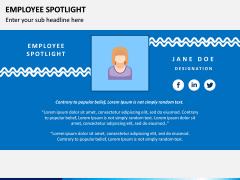 Employee Spotlight PPT Slide 14