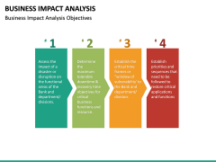 Business impact analysis PPT slide 25