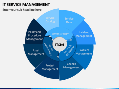 IT Service Management PPT slide 8