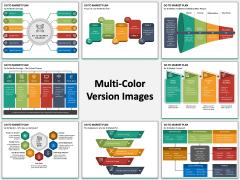 Go To Market Plan (GTM Plan) Multicolor Combined