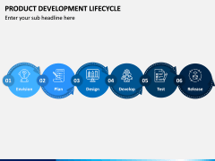 Product Development Lifecycle PPT Slide 5